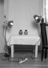 Photo Studio Setup 2